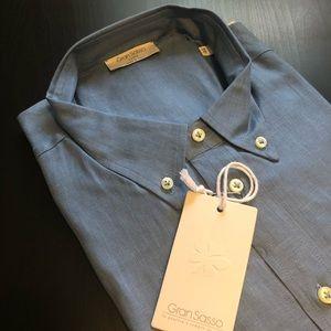 Gran Sasso linen shirt